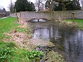 River Lavant Enters West Dean Park - geograph.org.uk - 342084.jpg