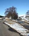 Road Junction in Glen Clova - geograph.org.uk - 1743562.jpg