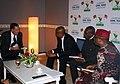 Robert Lighthizer and Okechukwu Enelamah at 2017 AGOA Forum.jpg