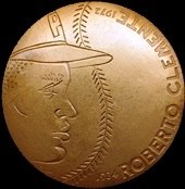 Roberto Clemente Congressional Gold Medal