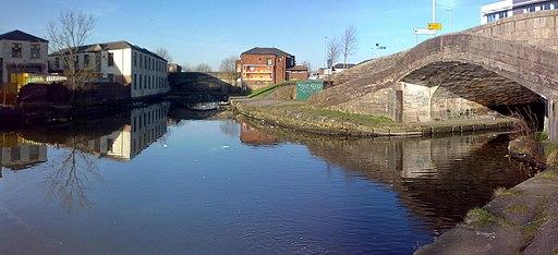 Rochdale canal rochdale branch