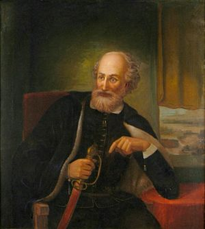 Rodrigo de Quiroga - Image: Rodrigo de Quiroga
