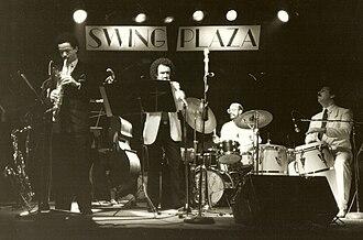 Roger Dawson - Image: Roger Dawson Swing Plaza