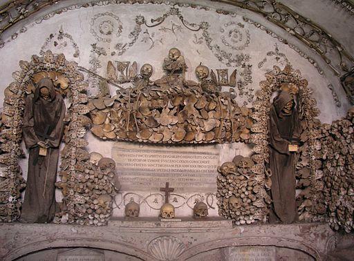 Rom, Santa Maria Immacolata a Via Veneto, Krypta der Kapuziner 2