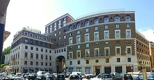 Bulgari - Headquarters in Rome