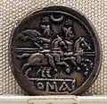 Roma, repubblica, denario anonimo con simbolo, 211-170 ac ca. 01.JPG
