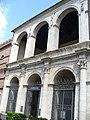 Roma - Basilica di San Marco Evangelista al Campidoglio at Piazza Venezia - facade - panoramio.jpg