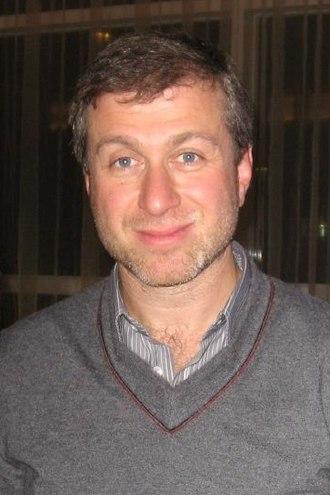 Roman Abramovich - Abramovich in 2007