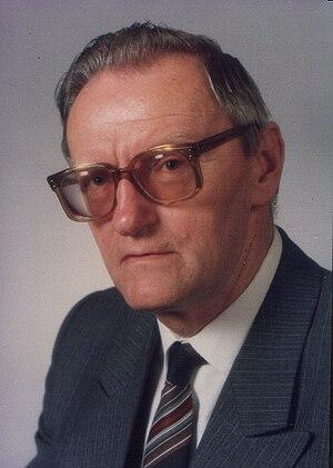 Jerzy Ciesielski - His brother Professor Roman Ciesielski.