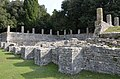 Roman Villa in the Bay of Verige, Brijuni Islands, Croatia (11268716923).jpg