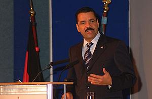 INTERPOL Secretary General Ronald Kenneth Nobl...