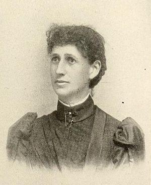 Rose Hartwick Thorpe - Image: Rose Hartwick Thorpe from American Women, 1897