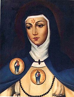 Catholic nun, foundress and saint