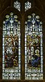 Rotherfield, St Denys church, Stained glass window (27285193828).jpg