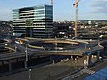 Roundabout Bispelokket in Bjørvika, Oslo.JPG