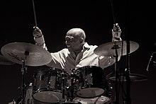 Haynes performing in 2011