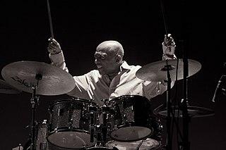 Roy Haynes American jazz drummer and group leader