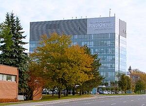 Royal Ottawa Mental Health Centre - Image: Royal Ottawa