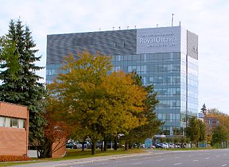 Royal Ottawa Mental Health Centre - Image: Royal Ottawa