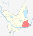 Ruģeļi (Daugavpils location map).png