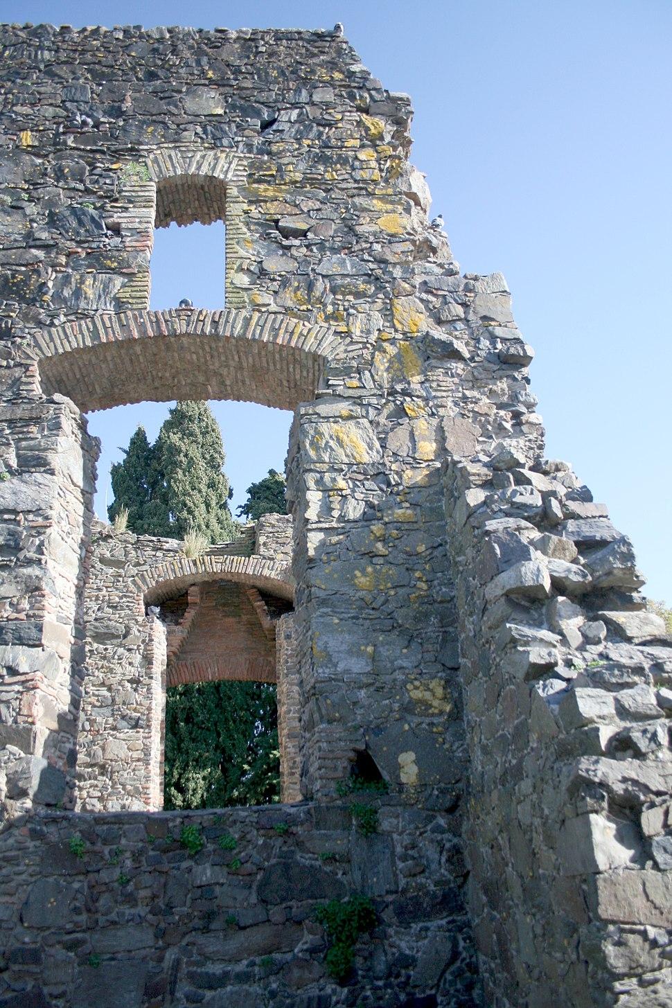 Ruinas del Convento San Francisco Javier