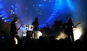 Russian Circles - Live in Madrid in 2015