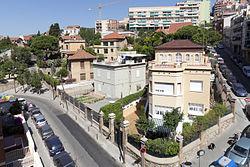 Rutes Històriques a Horta-Guinardó-barri periodistes 06.jpg
