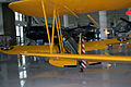 Ryan PT-22 Recruit and General Motors TBM-3E Avenger thru Naval Aircraft Factory N3N-3 Canary Yellow Peril Wing EASM 4Feb2010 (14404511748).jpg