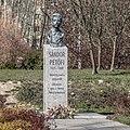 Sándor Petőfi monument Warszawa.jpg