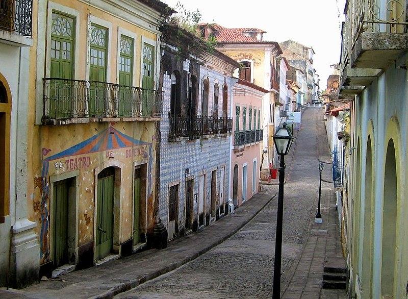 Patrimônio Cultural da Humanidade no Brasil maranhense