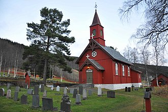 Lierne - Sørli Church