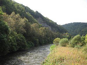 Erpeldange - Sauer River at Erpeldange