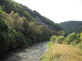 Erpeldange - Sûre River at Erpeldange-sur-Sûre