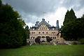 Südostfassade, Schloss Wolfsbrunnen, Hessen, Deutschland IMG 0955 edit.jpg