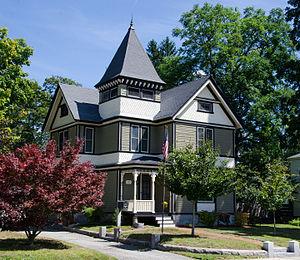 S. A. Hall House - Image: S.A. Hall House