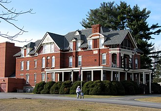 S. F. Vilas Home for Aged & Infirmed Ladies - Image: S. F. Vilas Home for Aged & Infirmed Ladies, Plattsburgh, New York