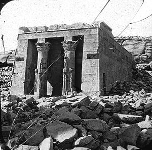 Temple of Dendur - Image: S03 06 01 018 image 2400
