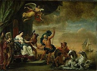 Neptunes treedt in dienst van de Amsterdamse Admiraliteit