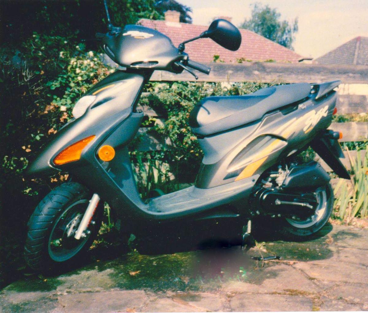Honda SFX50 - Wikipedia