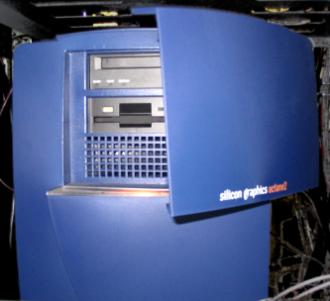 SGI Octane - An SGI Octane2 (2000-2004)