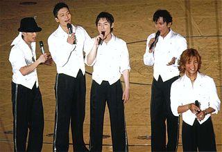 SMAP Japanese idol group (1988–2016)