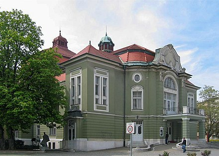 The Slovenian National Theatre