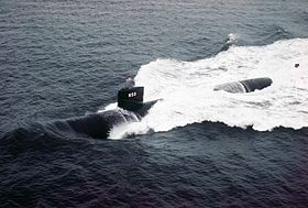 Image illustrative de l'article USS Cincinnati (SSN-693)