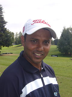 Shiv Chawrasia professional golfer
