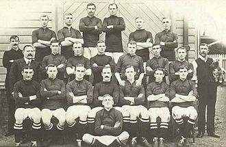 Swindon Town F.C. - The Swindon Town team for the 1909–10 season