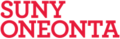SUNY Oneonta Type Logo.png