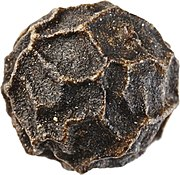Peppercorn close-up