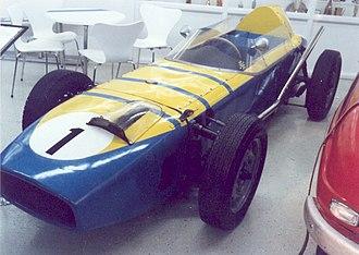 Saab Formula Junior - Saab Formula Junior in the Saab Museum