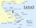 Sabah-Islands-DarvelBay PulauTimbunMata-Pushpin.png