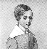 Baring-Gould at age 5